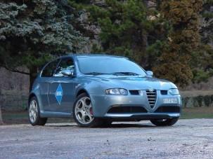 Teszt: Alfa Romeo 147 GTA - Maximum élvezet