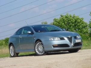 Teszt: Alfa GT 2.0 JTS - Felemás