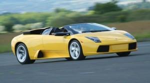 Teszt: Lamborghini Murciélago Roadster