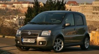 Teszt: Fiat Panda 100 HP