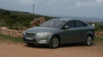 Vezettük: Ford Mondeo 2007