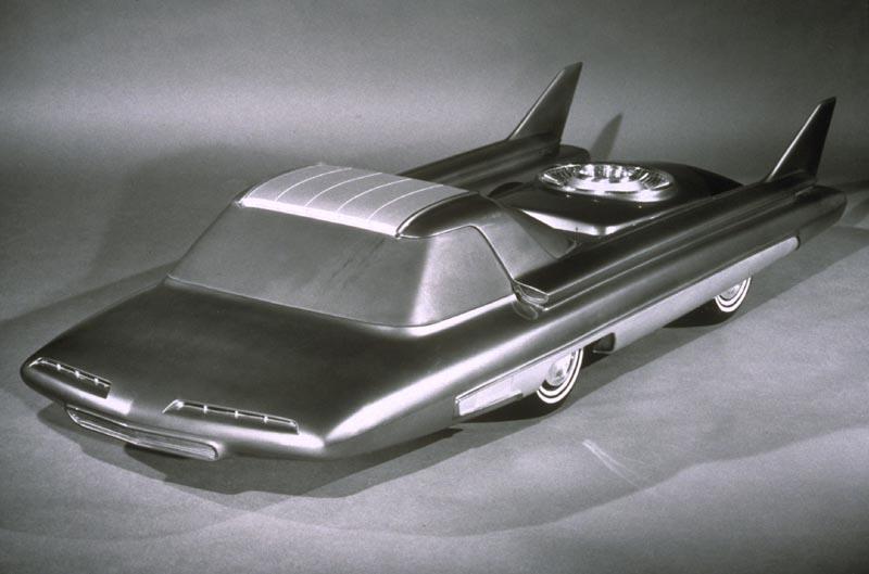 1958 Nucleon Concept