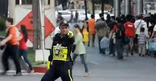 Ebben a rendőrben Michael Jackson szelleme lakik