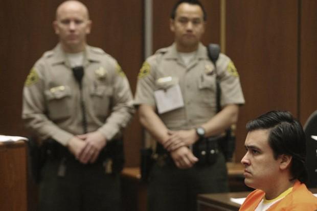Bírság helyett szex lett az igazoltatás vége Jose Rigoberto Sanchez a tárgyaláson. 25 évtől életfogytig terjedő börtönre számított az ügyész.