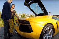 A magyar Lamborghini-tulaj, aki minden titkot elárul autójáról