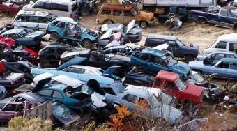 Illegális autóbontót találtak Kisteleken