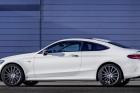Köztes sportmodell a Mercedes C-osztályból