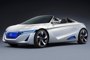 Zöld útra lép a Honda