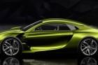Elektromos sportautó a Citroën luxusmárkájától