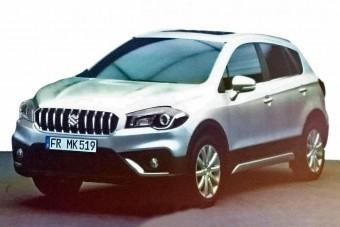 Nem lesz szebb az új Suzuki S-Cross, sőt!