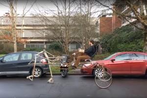 Láttad már a sétáló biciklit? Itt az ideje!