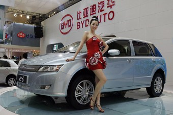 Kínában adták el tavaly a legtöbb elektromos autót