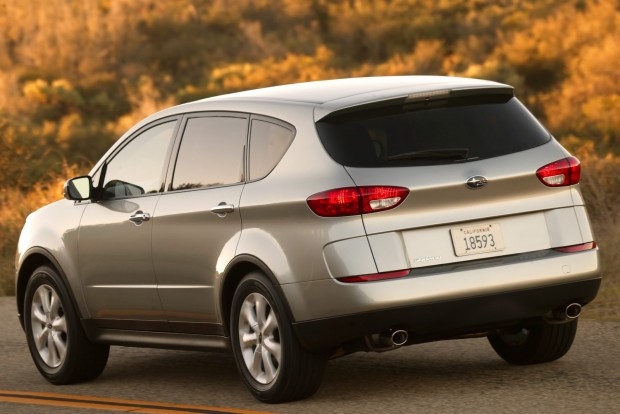 A Subaru Tribeca első generációjának feneke ihlette volna a Cherokee-ét?