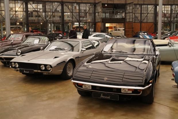 Lamborghini Espada és Islero, a kettő együtt van vagy 150 millió forint