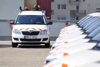 Nincs kegyelem a bliccelőknek a magyar autópályákon
