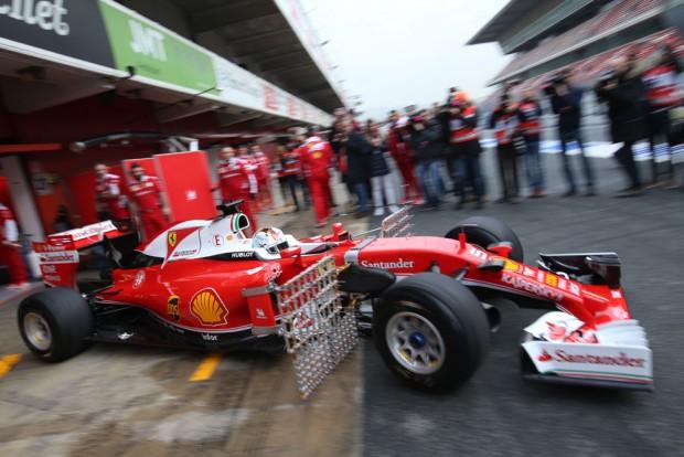 Ferrari SF16-H, Sebastian Vettel