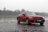 Teszt: Mercedes C 250 Coupé