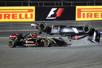 F1: Maldonadót visszahívták, de nemet mondott