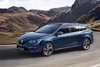 Itt az új Renault Megane kombi