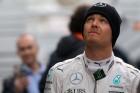 F1: Rosberg alig hitte, hogy lecsúszott a pole-ról