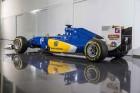 F1: Megvillant a Sauber új ruhája