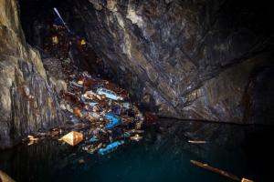 Meglepő leletet találtak egy barlangban
