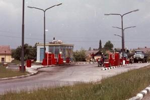 Tíz ritkán látott fotó a magyar benzinkutak múltjából