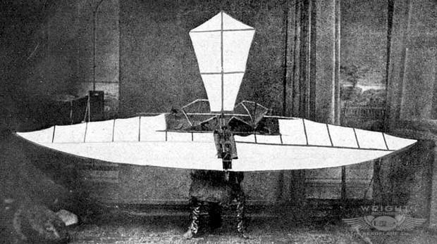 10 méter után leesett a gőzzel hajtott repülő, na de akkor is: drón, 1848-ban?