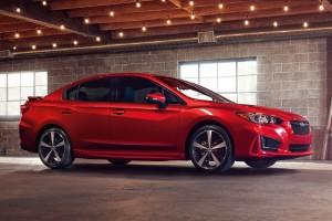 Ilyen lesz az új Subaru Impreza