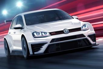 Volkswagen Golf, versenypályára