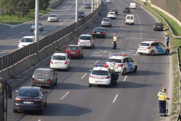 Biztonságosabbak lettek a magyar autópályák