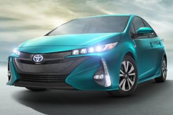 1,4 litert fogyaszt a legújabb Toyota