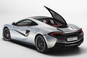 Vége a világnak: luxusautót épített a McLaren
