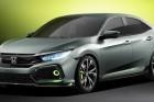 Kevésbé lesz UFO az új Honda Civic