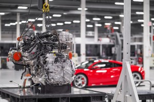 Honda NSX: csodakocsihoz csodagyár dukál