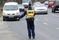 Így kaszált a rendőrség a razzián