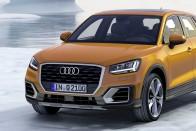 Dögös törpeterepjárót épített az Audi