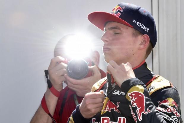 F1: Beszóltak Verstappennek a hisztije miatt