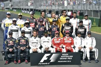 F1: A versenyzők levele egy