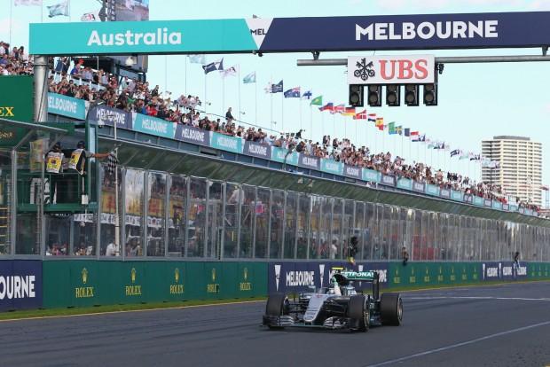 F1: Melbourne-ben már építik a pályát