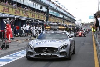 F1: Jöhet az önvezető biztonsági autó?