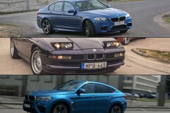 13 ütős gondolattal ünnepeljük a 100 éves BMW-t