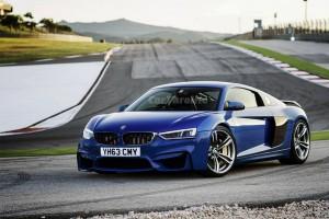 Mennyire néz ki jól egy Audiba oltott BMW? Ennyire!