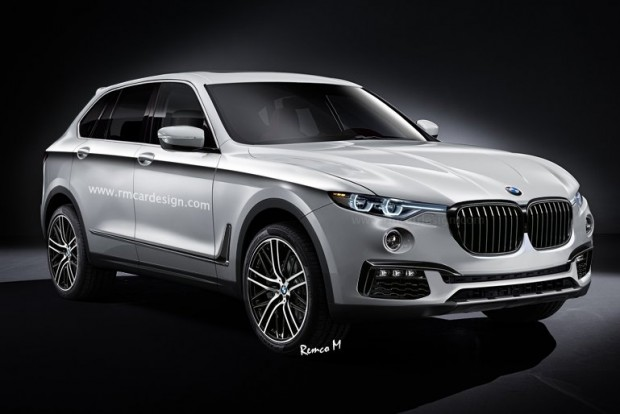 Ilyen lehet az új generációs BMW X5