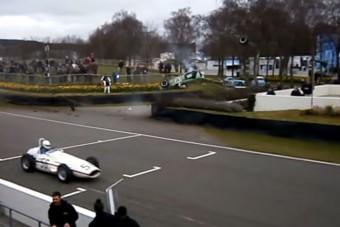 F1: Emellett Alonso balesete is elbújhat - videó!