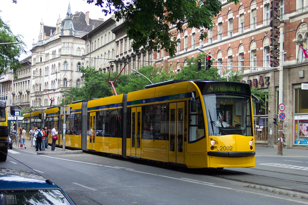 Így buszozhatsz Budapesten szilveszterkor