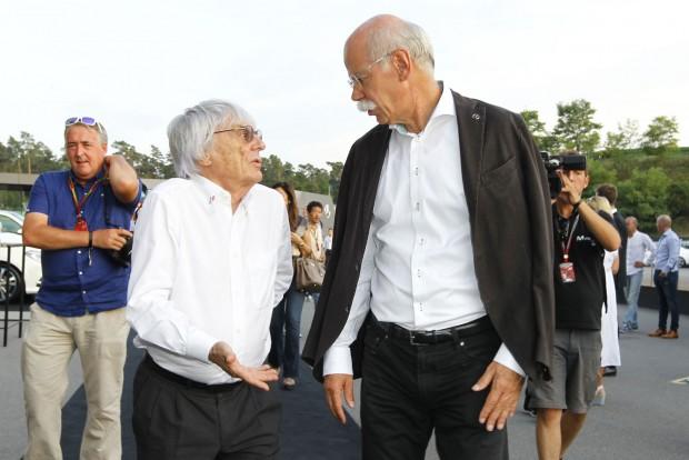 F1: Ecclestone már szófosónak tartja a pilótákat