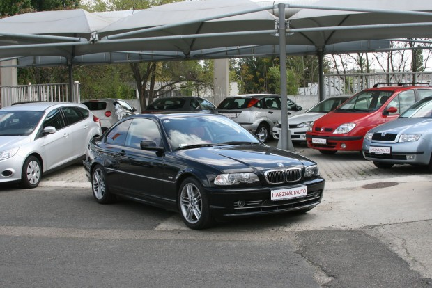 Inkább venném a régebbi modell legtetejét, mint a fiatalabb legalját. Tehát inkább egy szép E46, mint egy olcsó E90