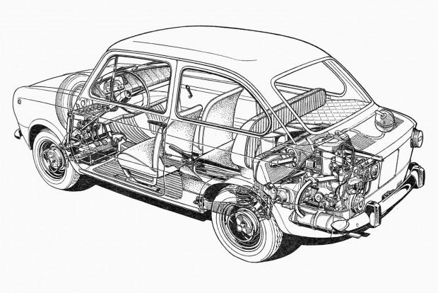 fiat-850-cutaway