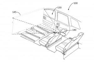 Önjáró autós mozit szabadalmaztatott a Ford